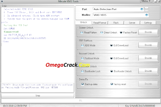 Miracle VIVO Tool Crack